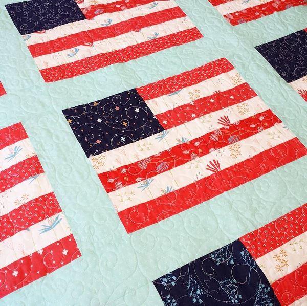 CT Chelsi Stratton Stars & Stripes