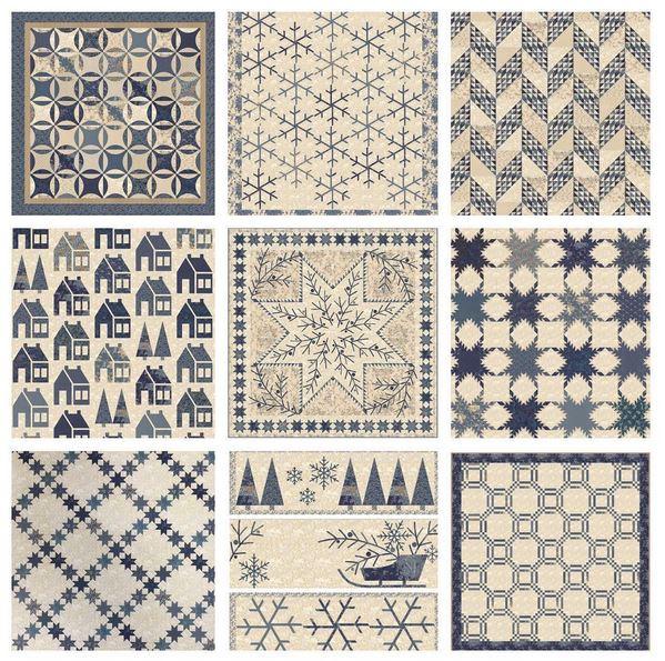 LB Blue Barn Quilts