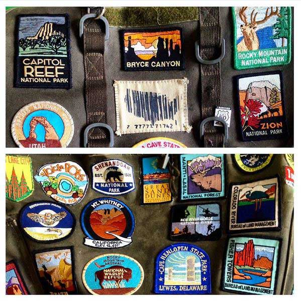 CT-Far-Country-National-Park-Badges