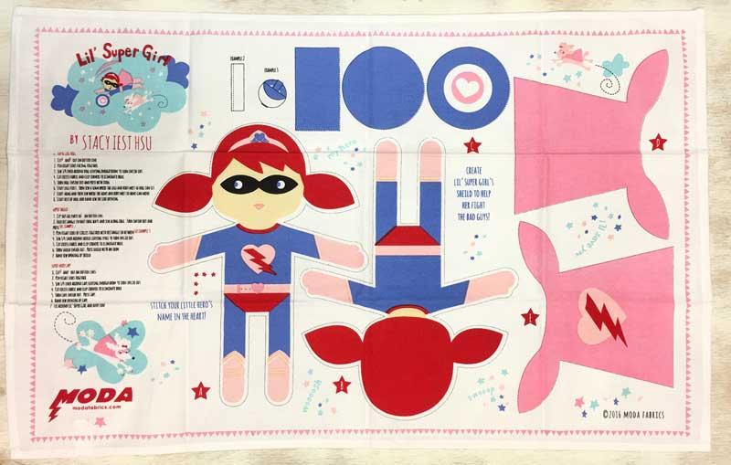 ct-super-girl-tea-towel