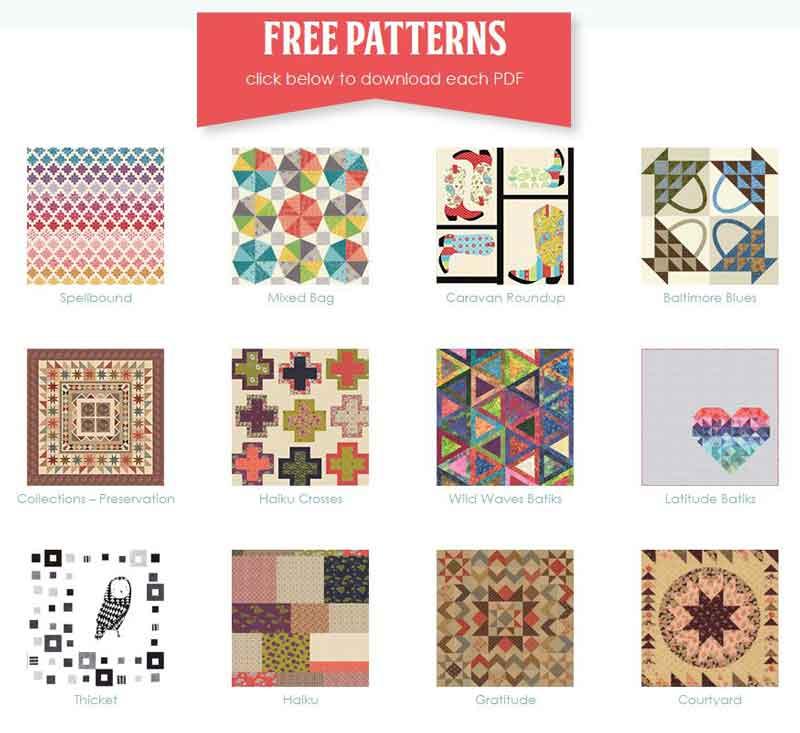 CT-Free-Patterns