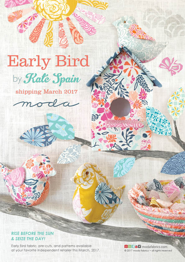 Early Bird by Kate Spain