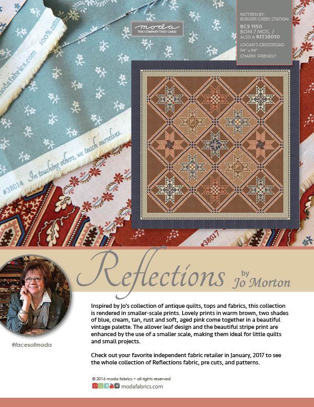 Reflections by Jo Morton