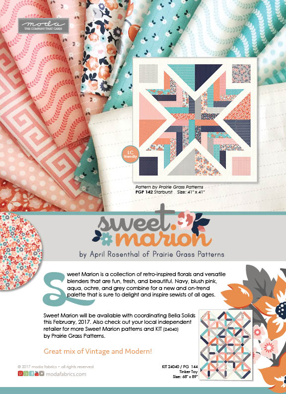 Sweet Marion by April Rosenthal