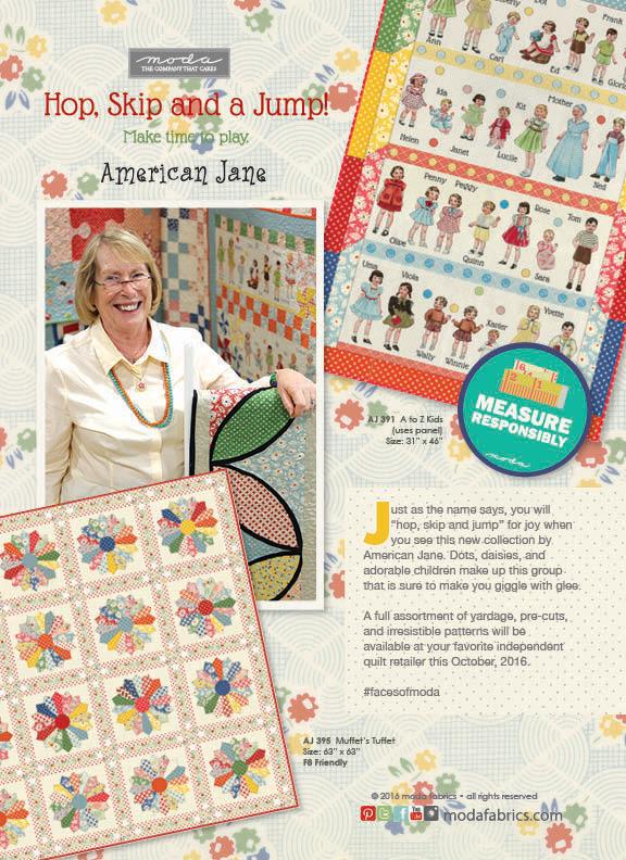 Hop, Skip, and a Jump by American Jane