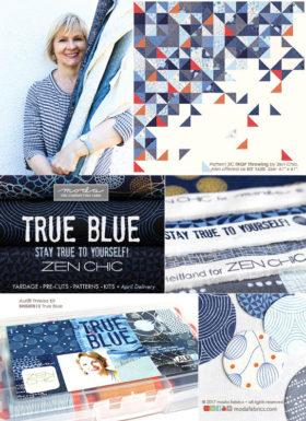True Blue by Zen Chic