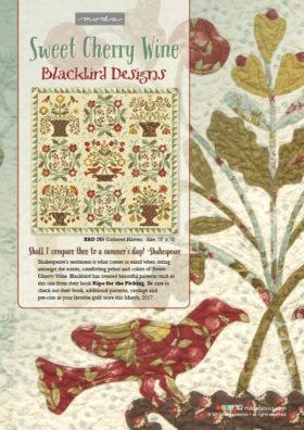 Sweet Cherry Wine by Blackbird Designs