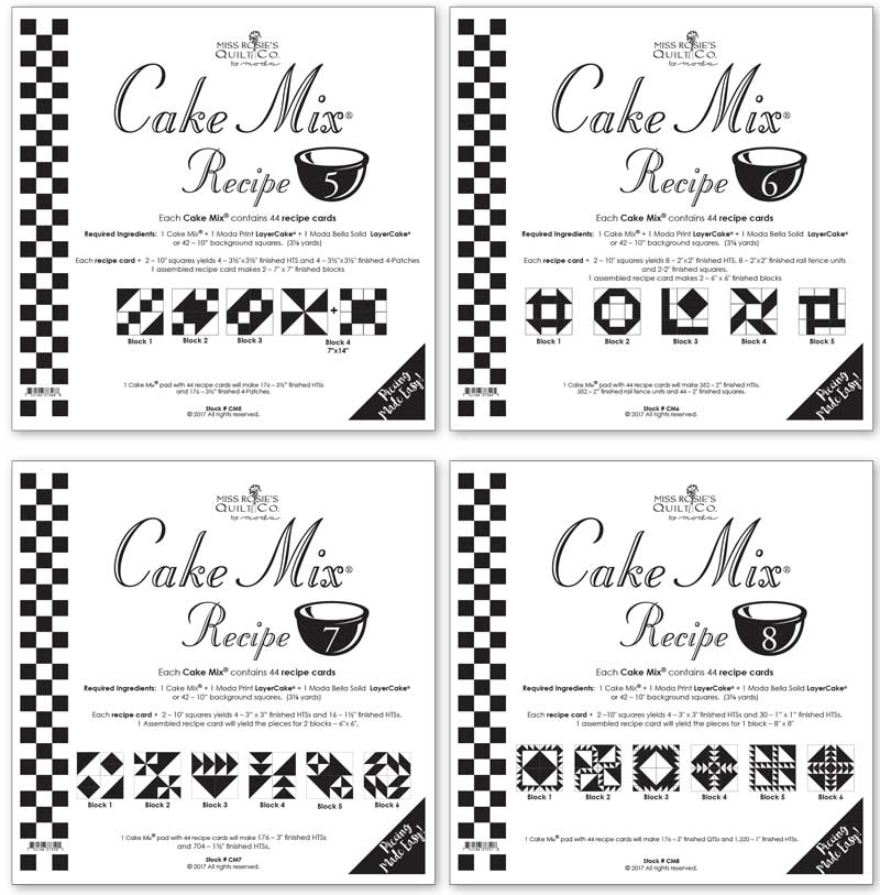 Image result for cake mix cupcake mix by moda