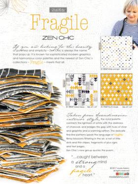 Fragile by Zen Chic