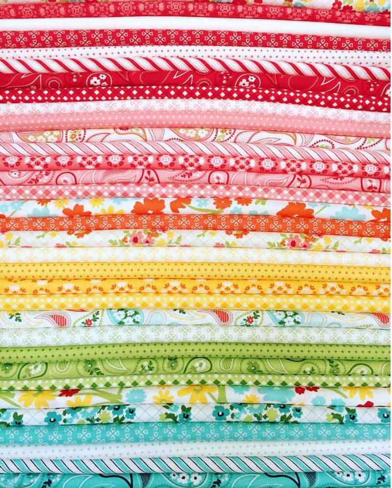 How to sew a carpet