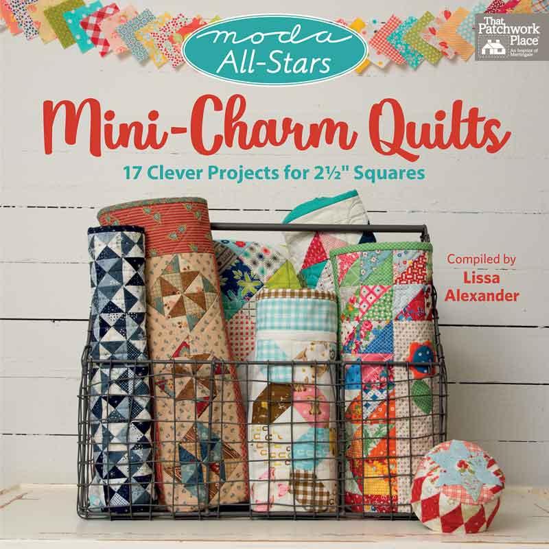 Mini Charm Quilts Modafabrics