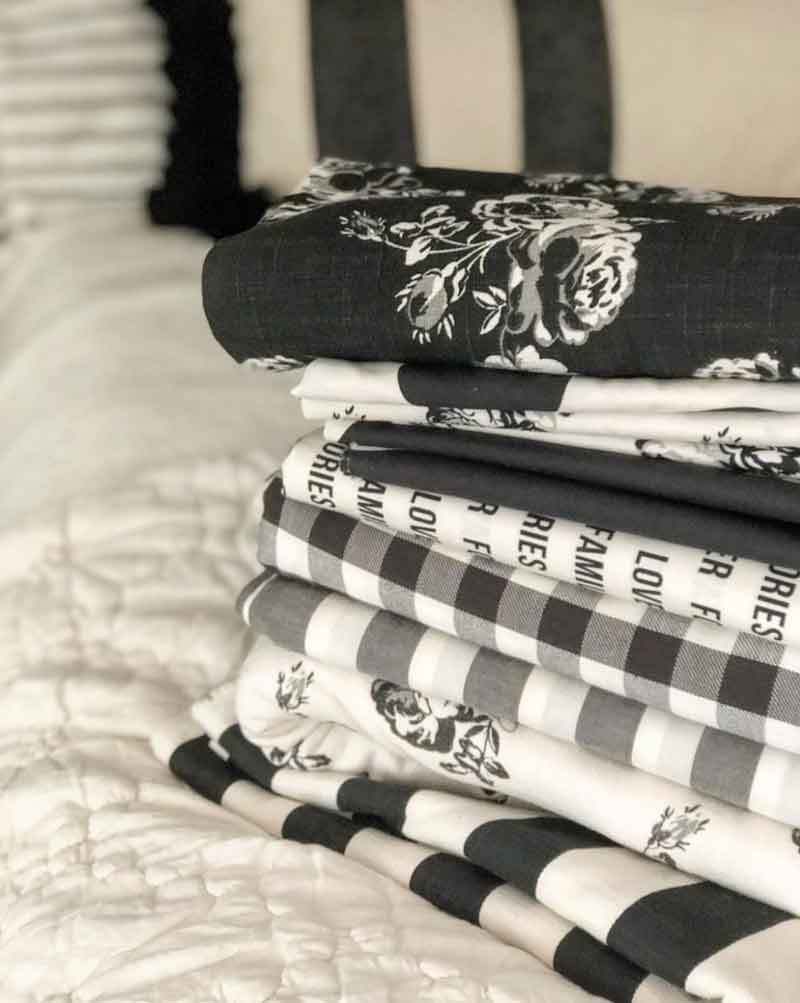 COTTAGE Urban Chiks 15 half yard or yard bundle of new cotton quilting fabric for Moda hand cut bundle